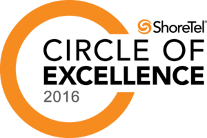 ShoreTel Circle of Excellence 2016