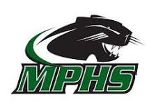 Midland Park NJ High School Logo