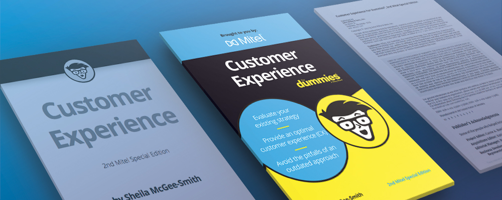 Mitel Customer Experience for Dummies