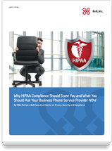 8×8 White Paper:  Why HIPAA Compliance Should Scare You